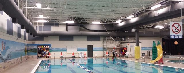 Johnson Bentley Memorial Aquatic Center