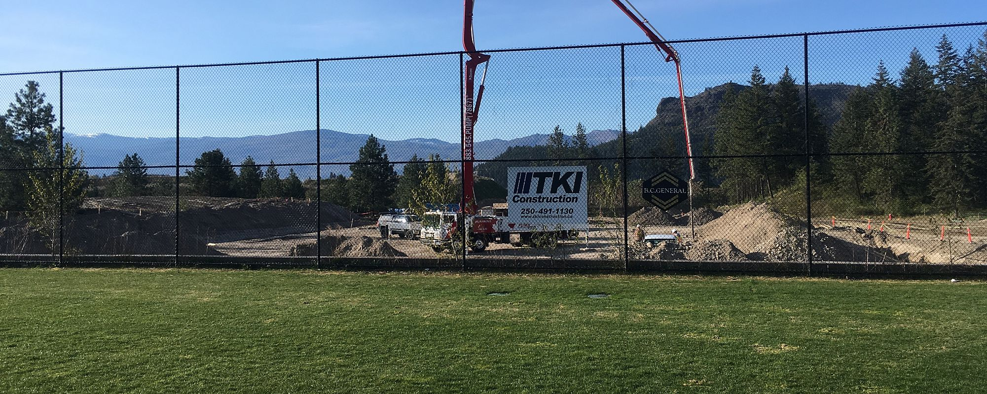 TKI Has Been Awarded the West Kelowna Multisports Dome